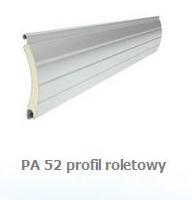 pa52 profil roletowy zielona góra